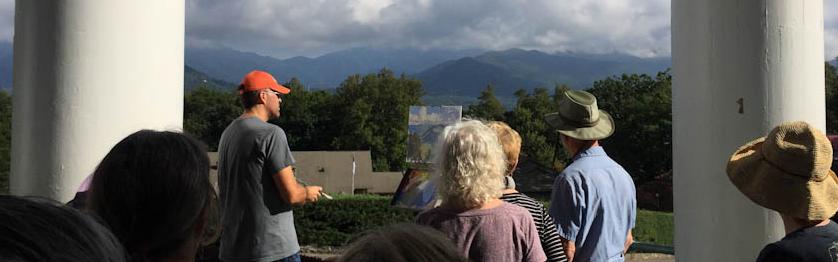 Asheville Urban Landscape Project